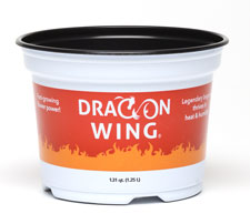 Dragon Wing pot